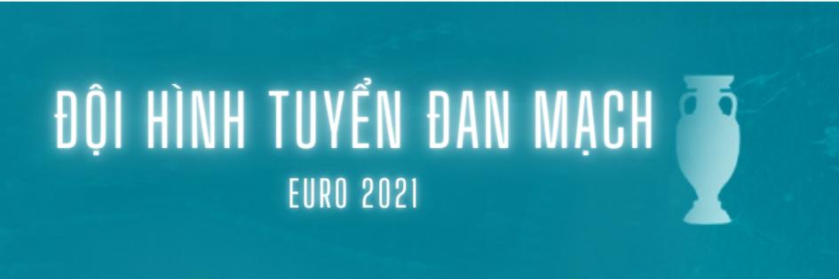 đội hình tuyển dan mach euro 2021 (1)