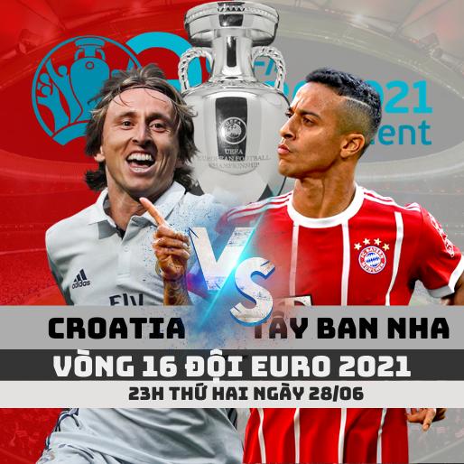 croatia vs tay ban nha 28 6 euro 2020 soikeo79