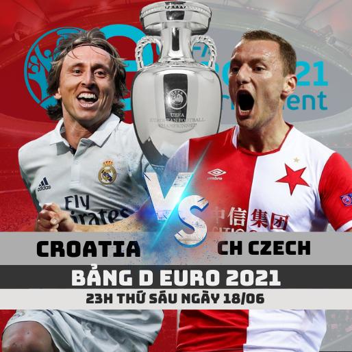 keo croatia vs ch czech euro 2020 soikeo79
