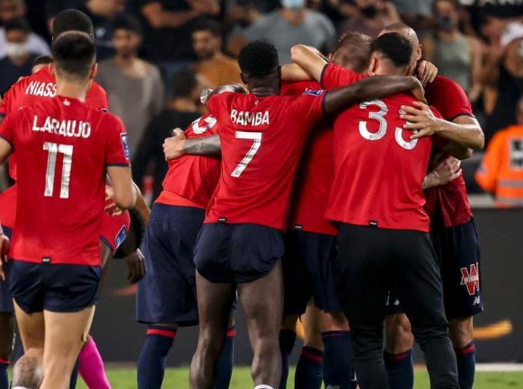 Trophee des Champions first lille win